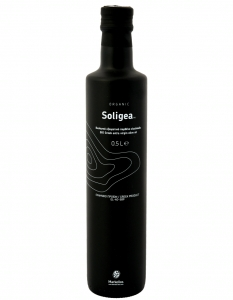 Oliwa z oliwek extra virgin Soligea Organic  500ml